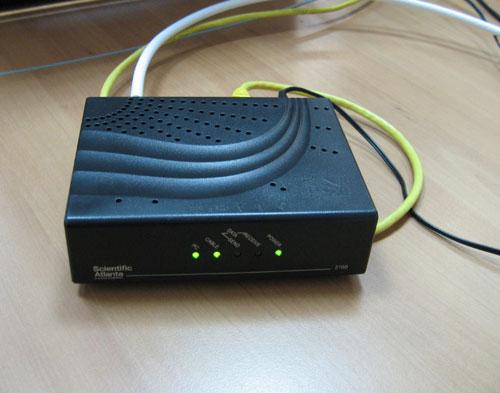 Модем DOCSIS для тв-кабеля