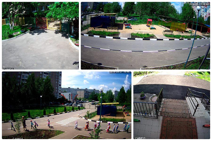 Камеры наблюдения в Ивантеевке